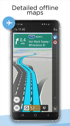 TomTom GO Navigation - GPS Maps & Live Traffic  screenshots 3