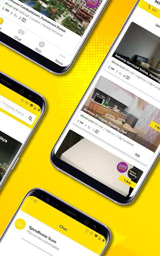 SPEEDHOME - Your Fast & Easy Home Rental Platform 3.7.2 Screenshots 2