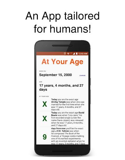 At Your Age screenshots 1