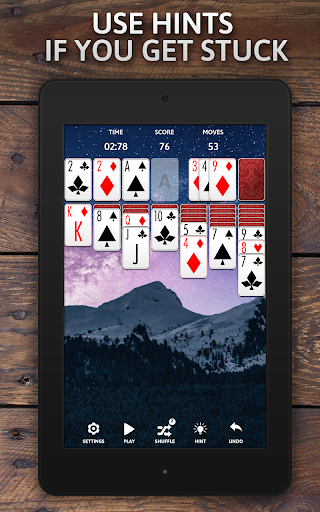 Solitaire Classic Era - Classic Klondike Card Game 1.02.07.08 screenshots 12