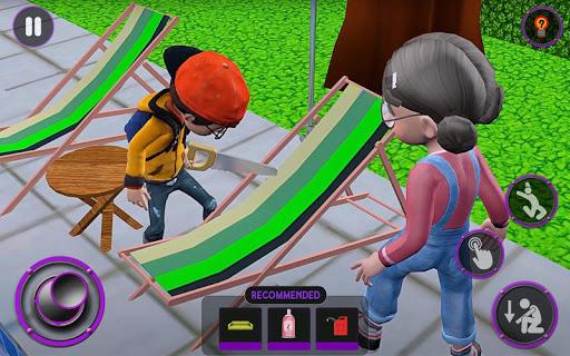 High School Teacher :Scary Evil Teacher Revenge 3D 1.0.4 Screenshots 4