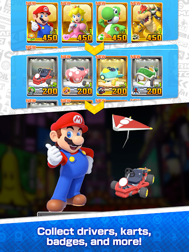 Mario Kart Tour apktram screenshots 15