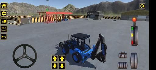 Excavator Jcb City Mission Simulator android2mod screenshots 4