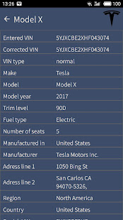 Vin Number Check with vin scanner for cars