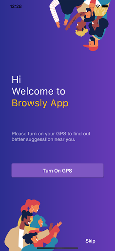 Browsly App  screenshots 3