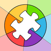 Jigsaw Puzzle Man