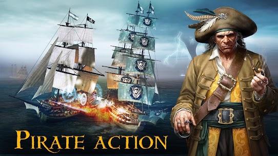 Pirates Flag: Caribbean Action RPG 1.5.0 Apk + Mod + Data 1