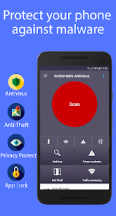AntiVirus for Android Security Screenshot