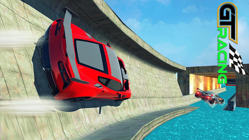 Extreme Mega Ramp GT Car Stunts- New Car Game  Screenshots 6