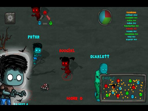 Zombeat.io - io games zombie Apkfinish screenshots 13