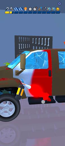 Used Cars Dealer - Repairing Simulator Game 3D android2mod screenshots 7