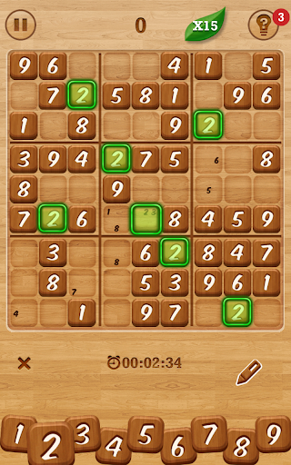 Sudoku Cafe 21.0105.00 screenshots 1
