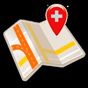 Map of Zurich offline