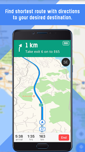 Free GPS Navigation: Offline Maps and Directions  Screenshots 14