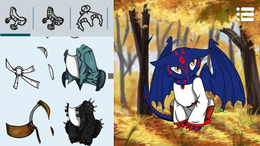 Avatar Maker: Dragons apktram screenshots 18