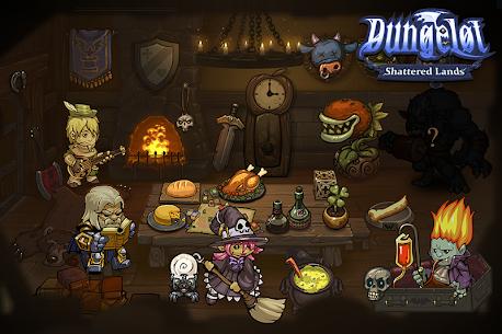 Dungelot Shattered Lands 1.373 Mod APK Download 3