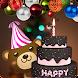 誕生日ケーキ(バースデーケーキ)