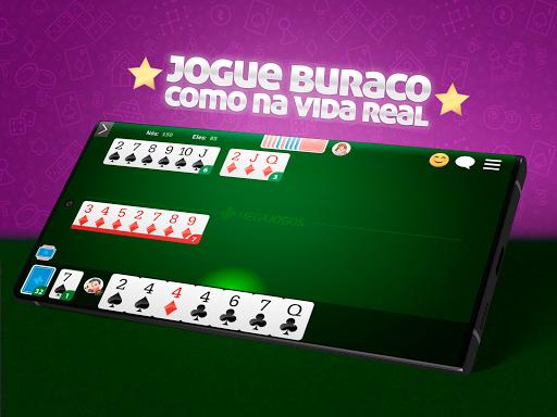 Buraco Online - Mano a Mano 104.1.37 screenshots 6