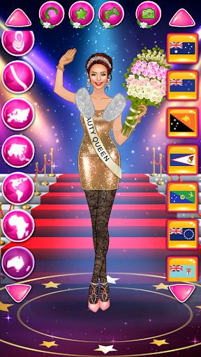Beauty Queen Dress Up - Star Girl Fashion 1.2 Screenshots 14
