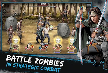 The Walking Dead Road to Survival Unlimited Coins Apk 2