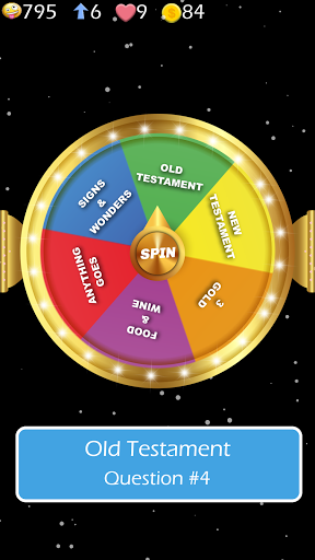 Play The Jesus Bible Trivia Challenge Quiz Game screenshots 2