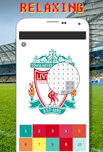 Football Logo Coloring By Number – Pixel Art Apk Son Sürüm 2021 2