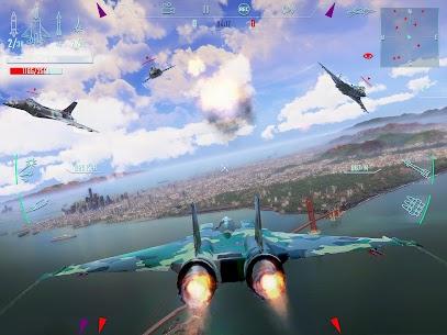 Sky Gamblers Infinite Jets Apk Para Hileli İndir 3