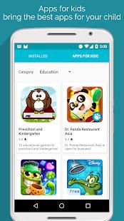 Luna - Kid Launcher & Parental controls