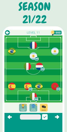 Guess The Football Team - Football Quiz 2022  screenshots 1