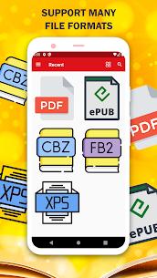 Fast PDF Reader 2021 – PDF Viewer, Ebook Reader MOD APK V1.5.6 – (Premium) 5