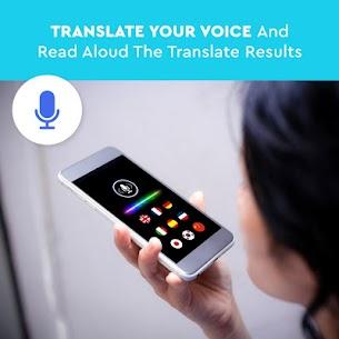 Download Translate: Camera Translator, Offline Translation Mod 3