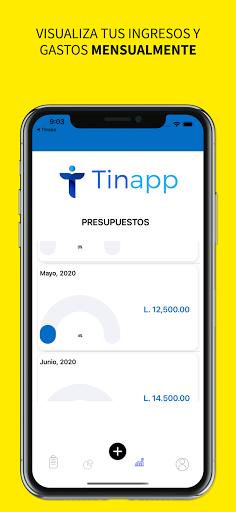 Tinapp  screenshots 2