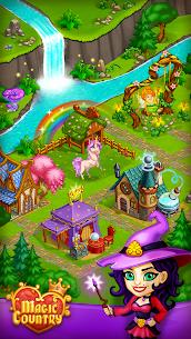Magic City: fairy farm and fairytale country 5