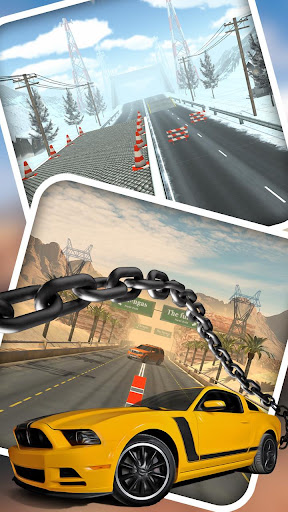 Chained Car Racing Games 3D 3.0 screenshots 13