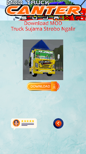 Image For Mod Truck Canter Sujama Versi 1.0 5