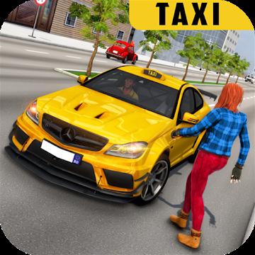 Captura 1 de simulador de aparcamiento de taxis 3D de varias para android