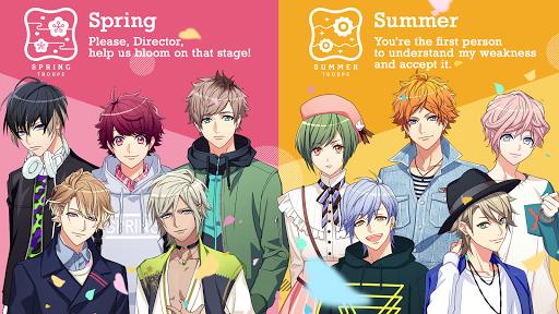 A3! Otome Anime Game 2.0.9 screenshots 5