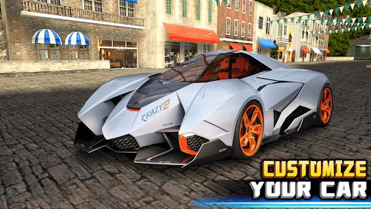 Baixar Crazy for Speed 2 MOD APK 3.5.5016 – {Versão atualizada} 3