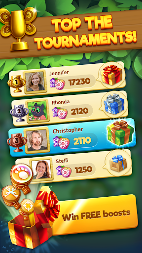 Tropicats: Match 3 Games on a Tropical Island 1.61.204 Screenshots 4