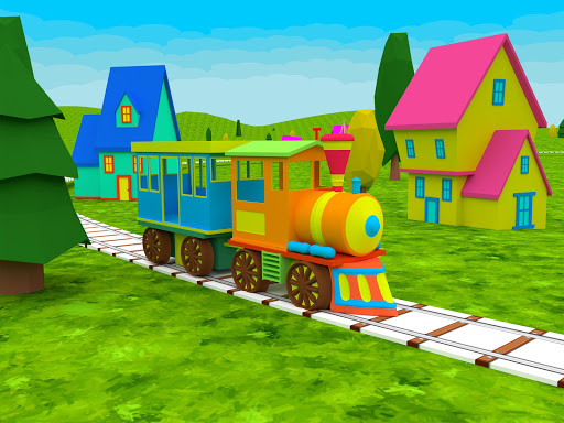 Learn ABC Alphabet - Train Game For Preschool Kids 2.1 screenshots 6