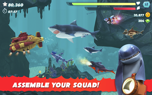 Hungry Shark Evolution - Offline survival game  screenshots 23