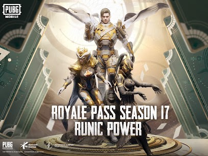 PUBG MOBILE – RUNIC POWER Apk Mod + OBB/Data for Android. 1