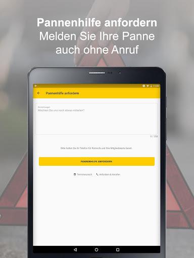 ADAC Pannenhilfe  screenshots 10