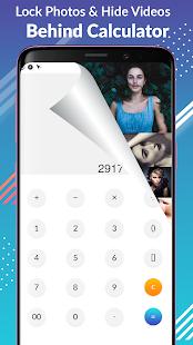 Calculator Vault: Hide Pictures, Videos & Browsing