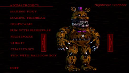 Five Nights at Freddys 4 Hileli Apk Güncel 2021** 8