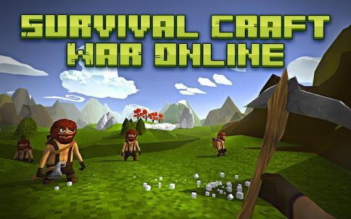 survival craft war online hack