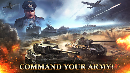 WW2: Strategy Commander Conquer Frontline  screenshots 2