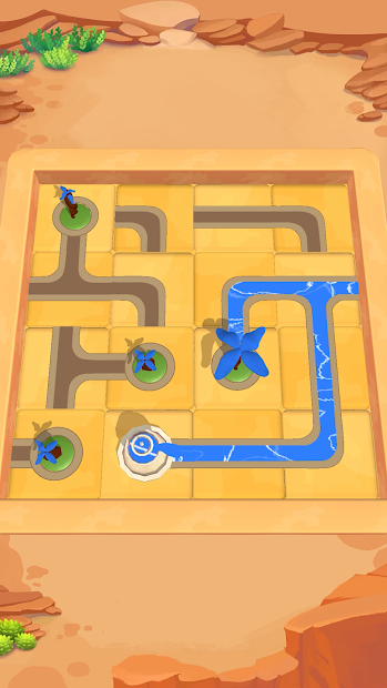 Water Connect Puzzle Android App Screenshot