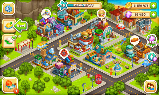 Cartoon City 2:Farm to Town.Build your home,house Screenshot