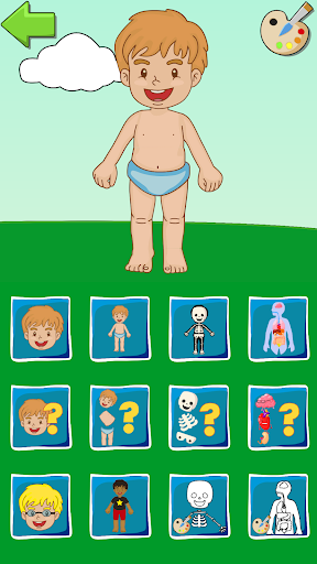Body Parts for Kids pch_1.2.25 screenshots 1